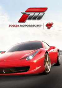 Обложка Forza Motorsport 4