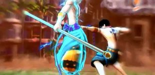 One Piece: Burning Blood. Дебютный трейлер с Tokyo Games Show 2015