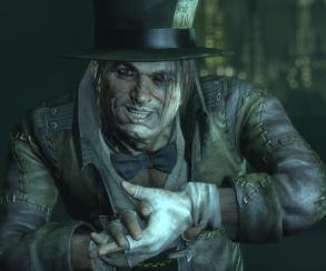 Безумный Шляпник появится в Batman: Arkham Origins