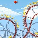 Скриншот Nutty Fluffies Rollercoaster – Изображение 2