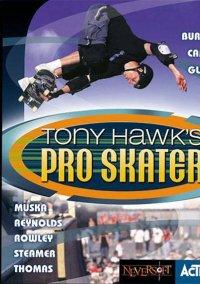Обложка Tony Hawk's Pro Skater