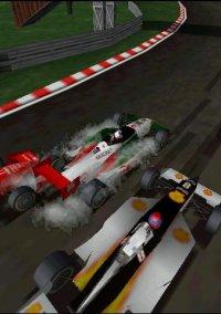 CART Precision Racing – фото обложки игры