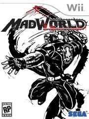 Обложка Madworld