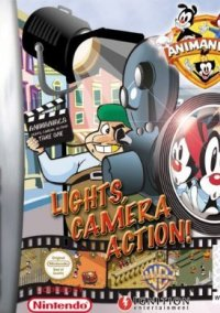 Обложка Animaniacs: Lights, Camera, Action!