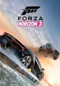 Обложка Forza Horizon 3