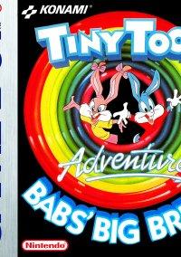 Обложка Tiny Toon Adventures: Babs' Big Break