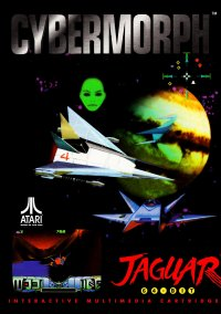 Cybermorph – фото обложки игры