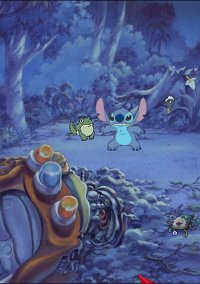 Disney's Lilo & Stitch Hawaiian Adventure – фото обложки игры