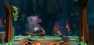 Hob. Трейлер к Gamescom 2016
