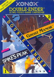 Xonox - Ghost Manor/Spike's Peak