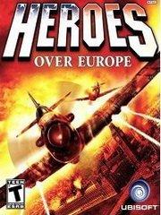 Обложка Heroes over Europe