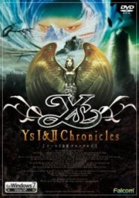 Обложка YS II Chronicles Plus