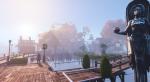 Колумбия в небе над Бостоном: мод добавляет летучий город в Fallout 4 - Изображение 6