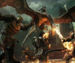 Осада крепости в первом геймплейном ролике Middle-earth: Shadow ofWar
