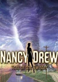Обложка Nancy Drew: Trail of the Twister