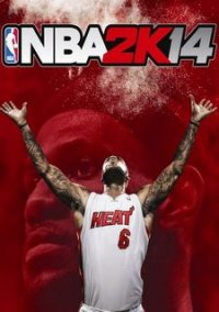 Обложка NBA 2K14
