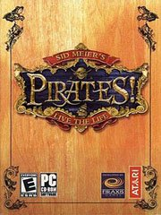 Обложка Sid Meier's Pirates!
