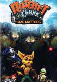 Обложка Ratchet & Clank: Size Matters