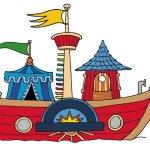 Скриншот Moomintrolls: Out at Sea – Изображение 3