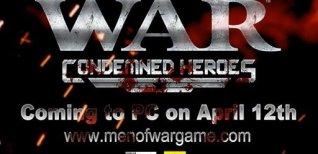 Men of War: Condemned Heroes. Видео #2