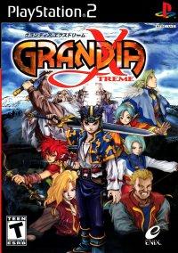 Обложка Grandia Xtreme