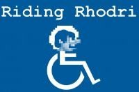 Обложка Riding Rhodri