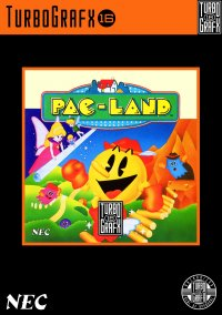 Обложка PacLands
