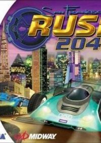 Обложка San Francisco Rush 2049