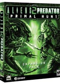 Обложка Aliens versus Predator 2: Primal Hunt