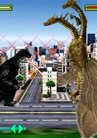 Обложка Godzilla - Monster Mayhem