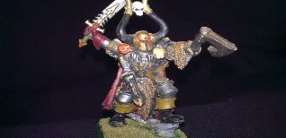 Warhammer Quest. Видео #3
