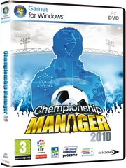 Обложка Championship Manager 2010
