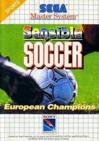 Обложка Sensible Soccer