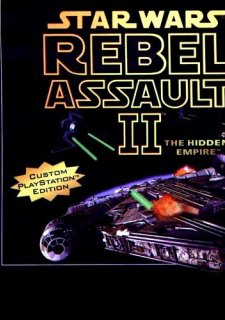 Star Wars: Rebel Assault 2 - The Hidden Empire