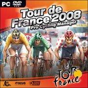 Обложка Pro Cycling Manager Season 2008
