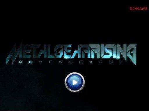 Metal Gear Rising: Revengeance. Геймплей