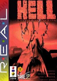 Обложка Hell: A Cyberpunk Thriller