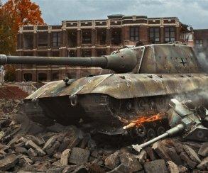 В World of Tanks появился новый игровой режим