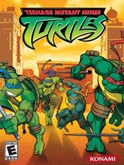 Обложка Teenage Mutant Ninja Turtles (2003)