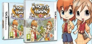 Harvest Moon: The Tale of Two Towns. Видео #2
