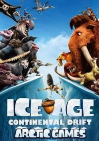 Обложка Ice Age: Continental Drift. Arctic Games
