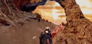 Solbrain Knight of Darkness. Анонсирующий трейлер
