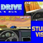 Скриншот The Drive: Devil's Run – Изображение 9