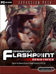 Обложка Operation Flashpoint: Resistance Expansion Pack