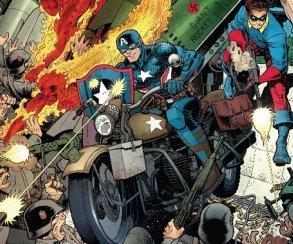 В новом номере «Капитана Америка» изменили судьбу Зимнего солдата