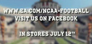 NCAA Football 12. Видео #3