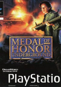 Обложка Medal of Honor: Underground