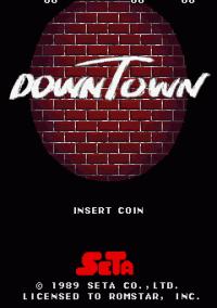 Обложка DownTown