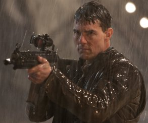 Том Круз спасает Коби Смолдерс на первых фото «Джека Ричера 2»