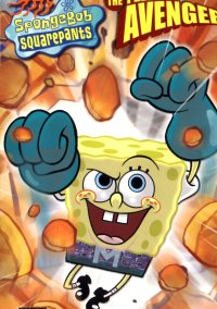Обложка Spongebob Squarepants: The Yellow Avenger